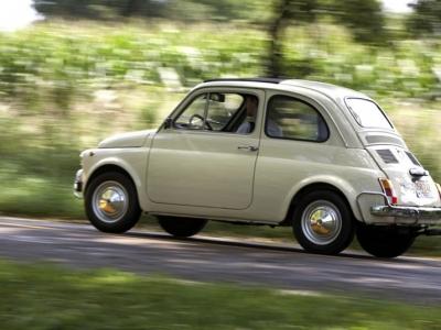 Fiat 500 -Mitica-